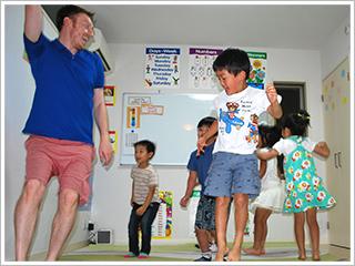 Kid's(3才~5才)クラス