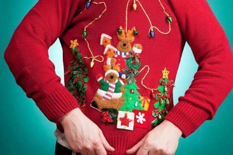 クリスマスダサいセーター