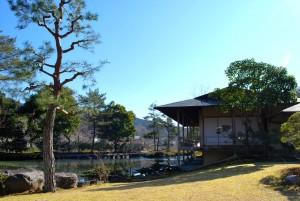 Gyokuro no Sato Tea House Outside
