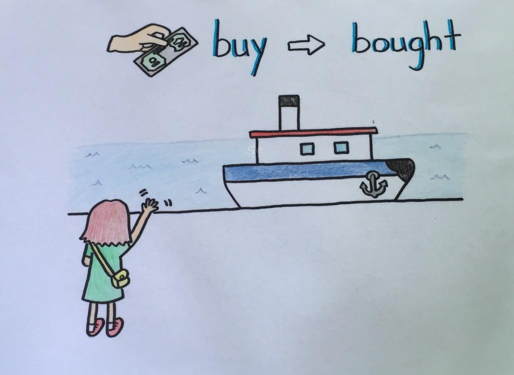 Bye boat