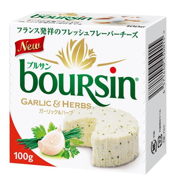 boursin garlic herb cheese