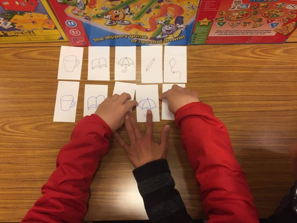 junior high school game order